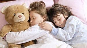 Secrets of Healthy Peaceful Sleep