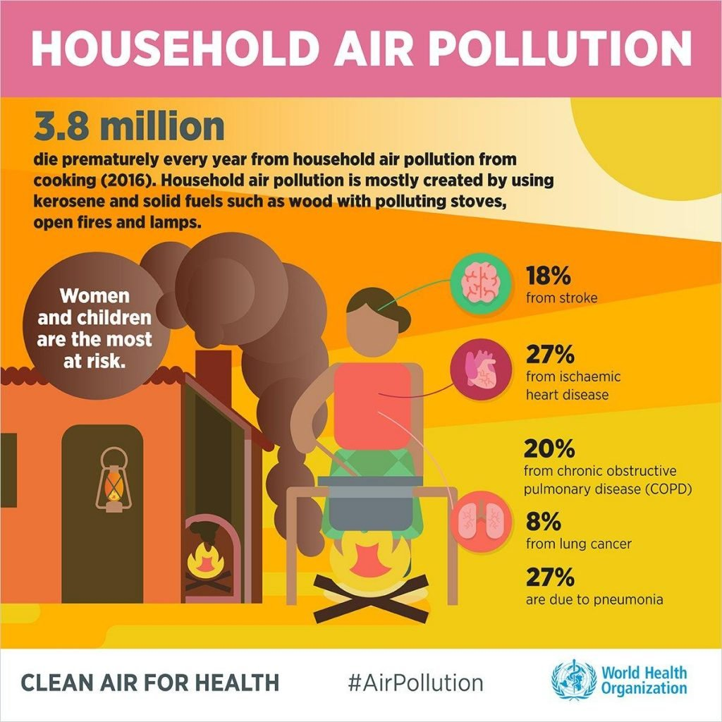 environment and cancer - WHO household air pollution