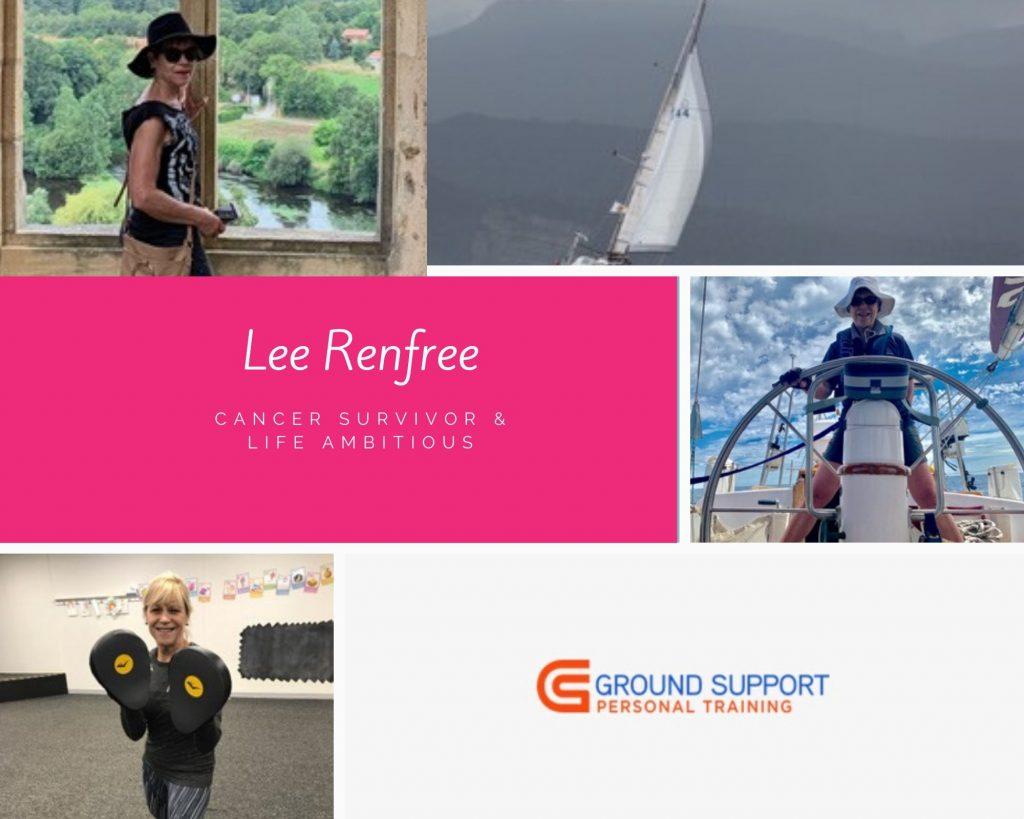Lee Renfree - Board Member - Members - Cat Lee & Rose